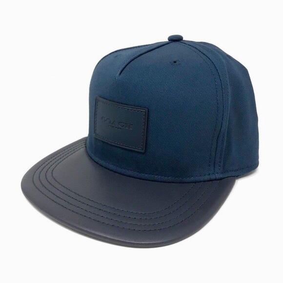 93bb25693b1 FLAT BRIM HAT IN COLORBLOCK